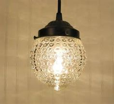 bubble glass pendant lights - Bing Images