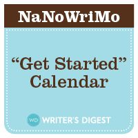 Download this 26-day calendar so you can track your progress during NaNoWriMo (or whenever you choose to write your novel).