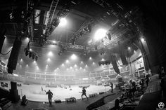 All Time Low at rehearsals on the UK Arena Tour. prints available- http://prints.adamelmakias.com