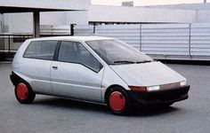 Renault X06 (Twingo) - Proposition de Gandini.