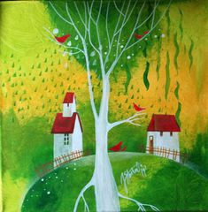 Projects, Painting, Art, Art Background, Blue Prints, Painting Art, Kunst, Paintings, Performing Arts