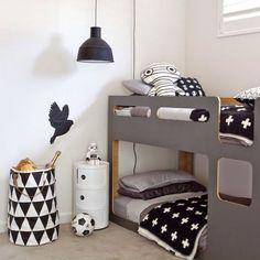 Awesome 30+ Modern Scandinavian Kids Rooms Designs Ideas. # #KidsRoomsDesignIdeas #ScandinavianKidsRoomsDesign
