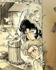 Credit to the artist Manga, Hottest Photos, Capricorn, Saints, Religion, Cancer, Fan Art, Comics, Memes