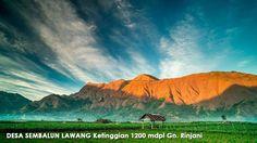Mount Rinjai Indonsia
