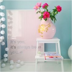 Love it ❤ Always You, Where The Heart Is, Awesome, Instagram Posts, Decor, Decoration, Decorating, Deco