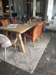 Our new Devina Nais table