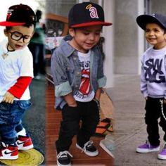 Little boy swag! :) // aw mad cute little boy swag!!