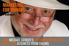 Amazing Michael E. Gerber turns the tables on the interviewer during this interview and takes me back to business school. Fascinating insights for EMyth fans