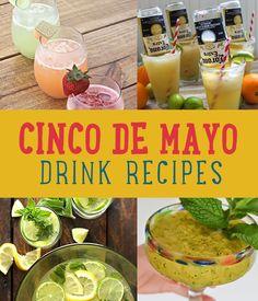 Cinco de Mayo Drink Recipes