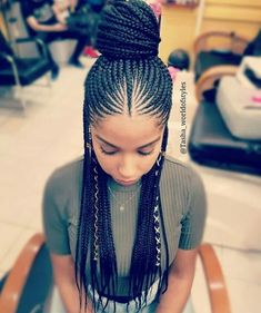 There are many best cornrow hairstyles in 2019 such as. 31 Trendy Cornrows Braids Hairstyles For Black Women To 91 Braided Hairstyles For Braided Hairstyles For Black Women Cornrows, African Braids Hairstyles, Braided Ponytail, Black Women Hairstyles, Hairstyles 2018, Pixie Hairstyles, Cornrows Updo, Beautiful Hairstyles, Headband Hairstyles