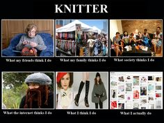 62 Best Ideas Knitting Quotes So True Hilarious Knitting Meme, Knitting Quotes, Knitting Blogs, Loom Knitting, Knitting Stitches, Knitting Needles, Knitting Projects, Knitting Patterns, Crochet Humor