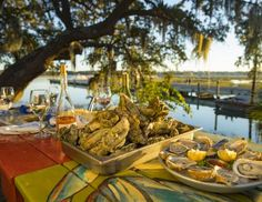 Your Guide to Brunch on Hilton Head Island | Hilton Head Island She Crab Soup, Local Seafood, Pecan Recipes, Hilton Head Island, Lunch Menu, Low Country, Recipe Of The Day, Soul Food, Brunch