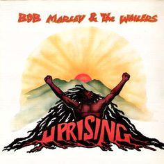 Bob Marley & The Wailers - Uprising LP Vinyl Record Album, Island Records - ILPS Reggae, Original Pressing Bob Marley Uprising, Reggae Rasta, Rasta Art, Could You Be Loved, Bob Marley Songs, Bob Marley Art, I Love Music, Vinyl Collection, Peter Tosh