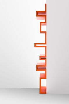 Книжный шкаф TODO by ARKOF LABODESIGN дизайн Giulia Contaldo