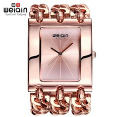 JIANGYUYAN Womens Fashion Classic Casual Luxury Jewelry Watch Business Dress Runway Elegant Watches Bracelet Bangle Chain wristwatches Rose Gold Stainless Steel wristwatches for Ladies for Big Wrist Gold Bracelet For Women, Gold Bangle Bracelet, Bracelet Watch, Bracelets, Bangles, Tech Gifts For Men, Cool Gifts For Women, Gold Watches Women, Ladies Watches