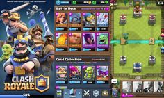 Clash Royale llegará a la App Store en marzo