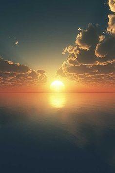 Unbelievable sunset :)
