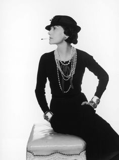 """A woman has the age she deserves."" ― Coco Chanel"