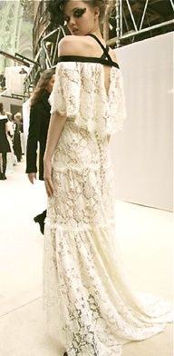 Chanel lace.....