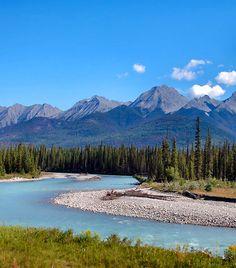 Kootenay Nemzeti Park, Kanada