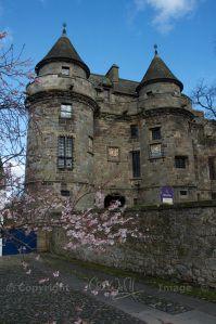 Falkland Palace in Fife