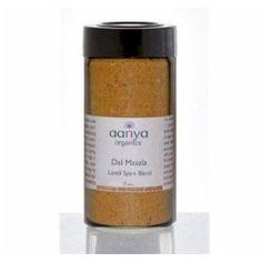 Ajika Ajika Organic Dal Masala Lentil Spices Seasoning, 3.1-Ounce (Grocery)