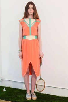 Lauren Moffat Spring 2013 RTW Collection - Fashion on TheCut