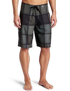 Amazon.com: Hurley Mens Puerto Rico Road Phantom Boardshort: Clothing