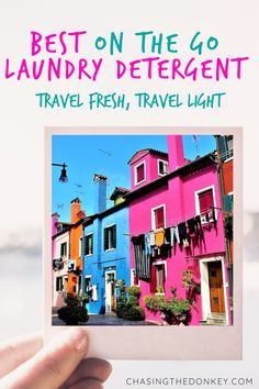 2020 Guide To The Best Travel Laundry Detergent For Your Next Trip Best Vacations, Vacation Trips, Travel Maps, Travel Destinations, Packing Tips For Travel, Packing Lists, The Donkey, Travel Reviews, Croatia Travel