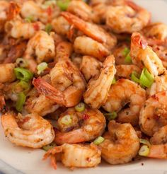 5 spiced shrimp
