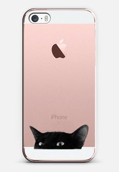 Cat iPhone SE case by DejaReve | Casetify
