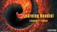 This is the first entry of what will be a year-long journal on learning the 3D application Houdini, created by Side Effects Software. Houdini is a sophisticated application that is widely used in the production of visual effects for Hollywood films such as Big Hero 6, Mad Max: Fury Road and many others.