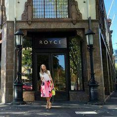 Royce hotel....boutique hotel in Melbourne!