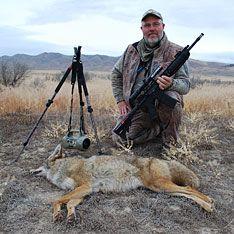 Big Al heck of a predator hunter.