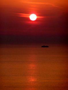 Ηλιοβασίλεμα από το Καλαμίτσι. 2 Poker, Celestial, Sunset, Outdoor, Flowers, Outdoors, Sunsets, Outdoor Games, The Great Outdoors
