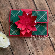 Christmas – Stamp It Up with Jaimie Christmas Poinsettia, Stampin Up Christmas, Christmas Ideas, Hand Stamped Cards, Cute Gift Boxes, Some Cards, Xmas Cards, Gift Cards, Pretty Cards