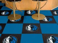 Dallas Mavericks Team Carpet Tiles. $179.99 Only.