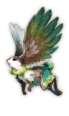 Wind rabbit | THEATRE | Granblue Fantasy