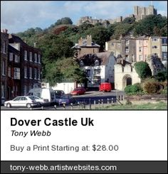 Dover castle UK. I think the red van makes the picture.
