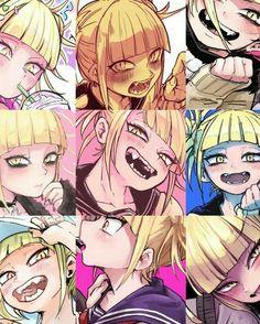 toga My Hero Academia, Hero Academia Characters, Anime Characters, Otaku Anime, Manga Anime, Anime Art, Scratchboard Art, Time Cartoon, Himiko Toga