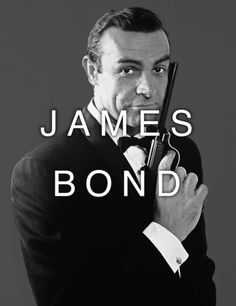 James Bond / Send a Job M - Massimo Agostinelli
