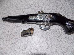 Vintage Avon Bottles, Gun,