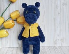 AMIGURUMI CROCHET TOYS PATTERNS: gnomes hares by ToysByLudmila Christmas Tree Toy, Crochet Christmas Ornaments, Crochet Toys Patterns, Stuffed Toys Patterns, Handmade Soft Toys, Handmade Gifts, Handmade Products, Baby Shower Gifts, Baby Gifts
