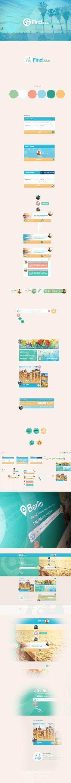 Findplace - http://www.behance.net/gallery/Findplace/9393687