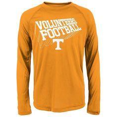 Boys 8-20 Tennessee Volunteers Dimensional Long-Sleeve Performance Tee, Boy's, Size: