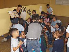 Escuela María E. Bas de Vázquez- Biblioteca Escolar: Punto de Lectura