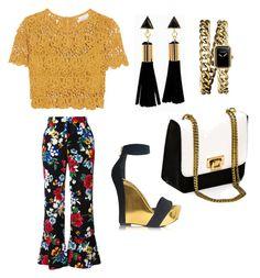 """Vintage Spring Look"" by styleemporiumjax on Polyvore featuring Miguelina, Piamita, Chanel, Balmain and vintage"