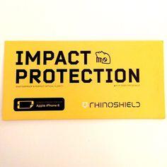 Photo gallery of Rhino shield screen protector and crash guard – Evolutive Labs