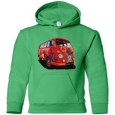 Now Available @ParkedLife - Flower Power - Yo... Get Yours Here! http://parkedlife.com/products/flower-power-youth-pullover-hoodie?utm_campaign=social_autopilot&utm_source=pin&utm_medium=pin