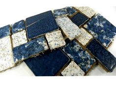 5 Pounds Mosaic Vintage Ceramic Floor Tile for Craft Projects